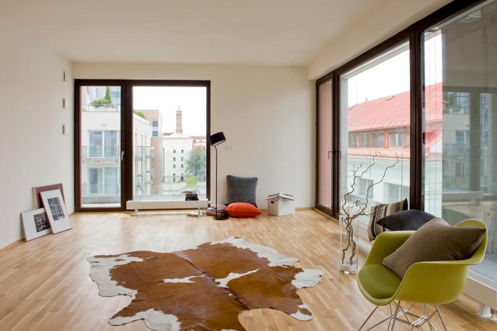 Volné byty v Praze
